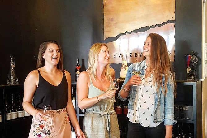 Food and Wine Tasting Tour in Tauranga
