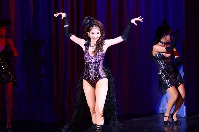Pattaya Tiffany's Show Cabaret Golden Seat Ticket
