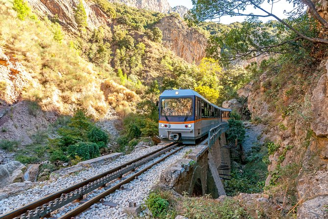 Kalavryta, Rack Railway & Cave of Lakes Full Day Private Tour