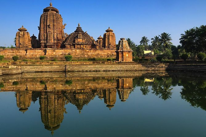6-hour Temples tour of Bhubaneswar including hotel pick-up & drop-off
