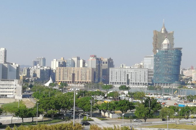 Macau Private Arrival Transfer - Airport to Hotel