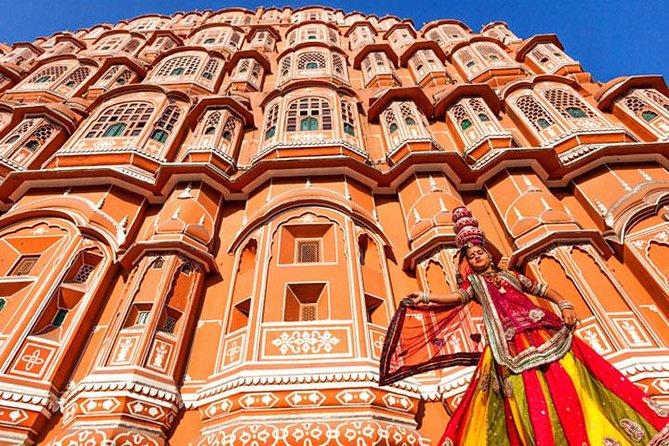 12 Days Golden Triangle with Jodhpur & Pushkar