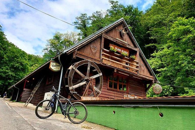Medvednica (Sljeme) E-bike Tour