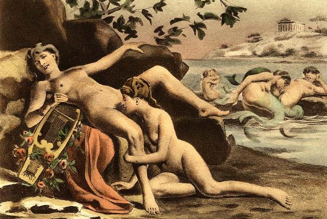 art and homosexuality from ancient Rome to Renaissance
