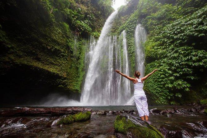 Best Waterfall Lombok: Sendang Gile & Tiu Kelep Private Tour