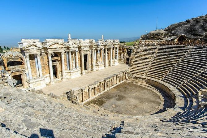 2 Days Private Ephesus and Pamukkale tour from Istanbul