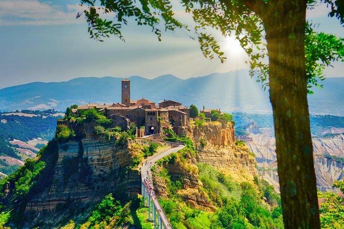 Civita di Bagnoregio and Orvieto - Private Day trip from Rome