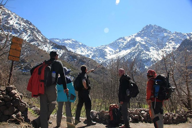 Trekking In Morocco: Comfort Valley photo 1