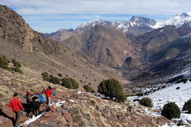 Trekking In Morocco: Comfort Valley photo 4
