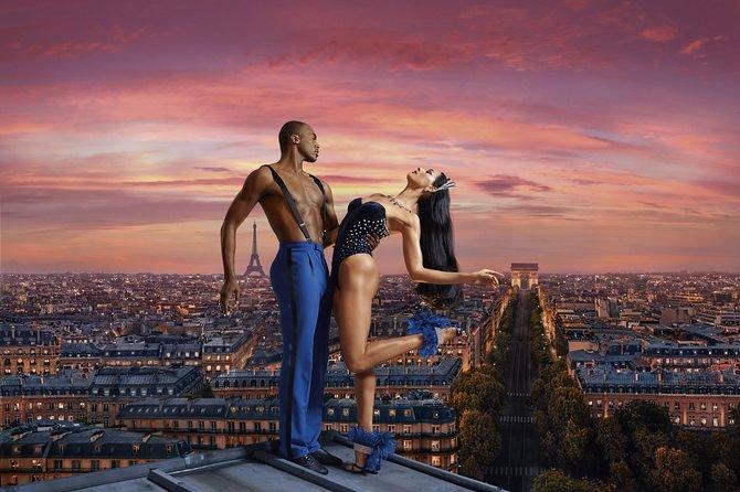 """Paris Illuminations Night Tour & """"Merveilles"""" at Lido Show"""