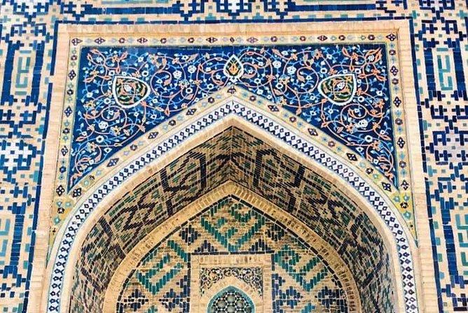 Study trips to Uzbekistan April-May 2020