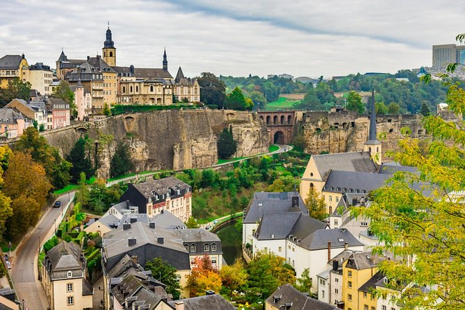 Private Day-tour To Luxembourg/ Trier From Brussels With Limo photo 1