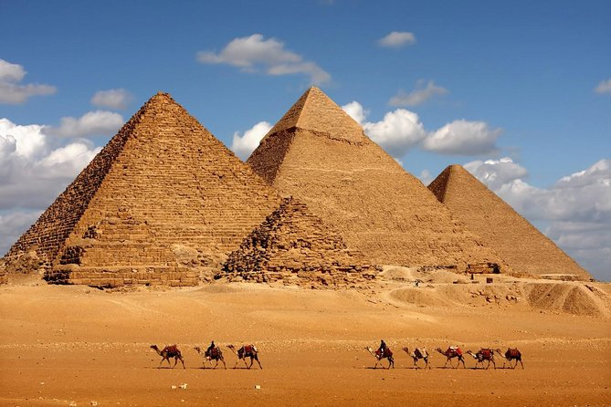 Half Day Tours To Giza Pyramids And Sphinx Including 30 Min Camel Ride
