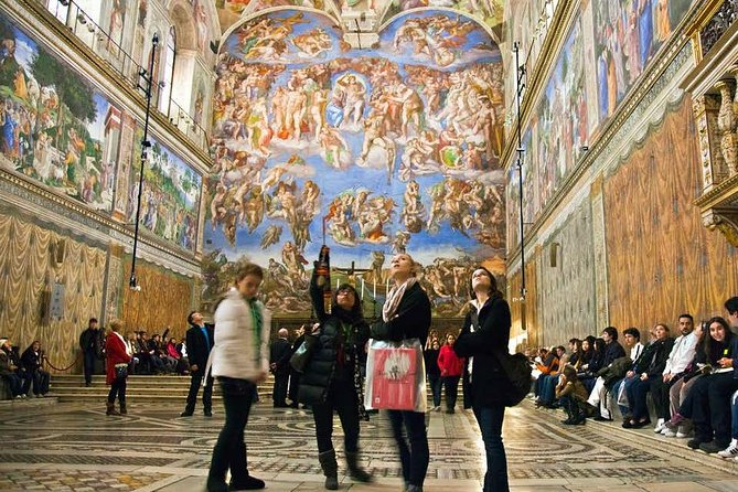 Vatican Museums, Sistine Chapel St. Peter's Basilica Skip the Line Tour