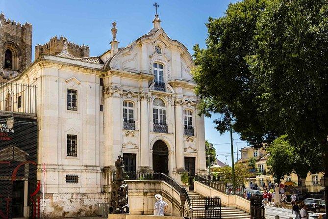 Religious and Monumental Lisbon Tuk Tuk Tour