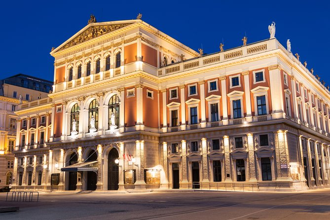 Vienna Mozart Evening: Gourmet Dinner and Concert at the Musikverein photo 6