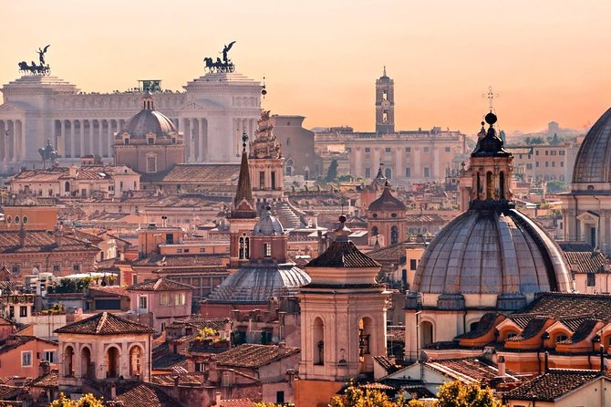 Panoramic Rome tour by car with driving escort photo 3