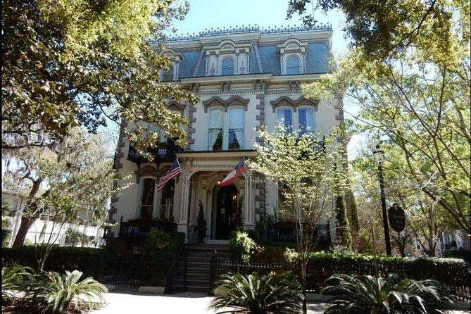 Historic Homes of Savannah Guided Walking Tour