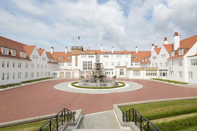 Trump Turnberry Hotel Resort Luxury Transfer