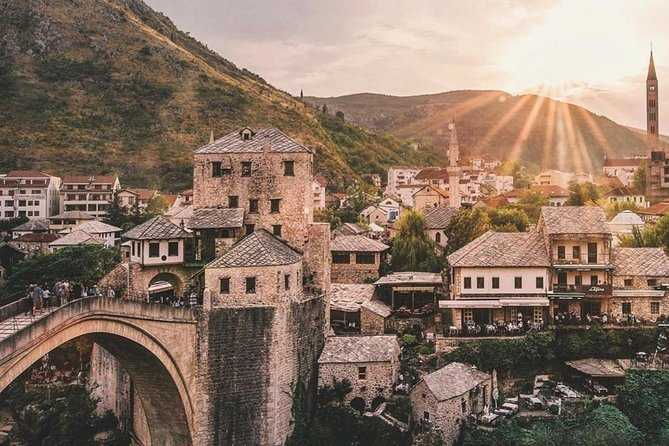 Mostar Private Day Trip (with stop in Počitelj) with luxury car