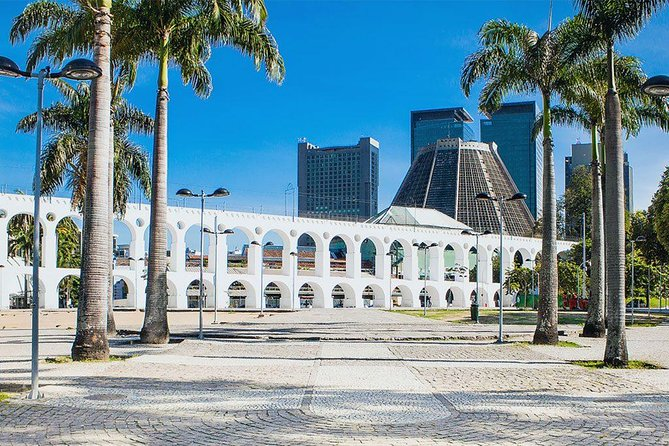 Tour 3 ( 8 hours ) : Sugar Loaf , Lapa , Imperial Palace and Olympic Boulevard