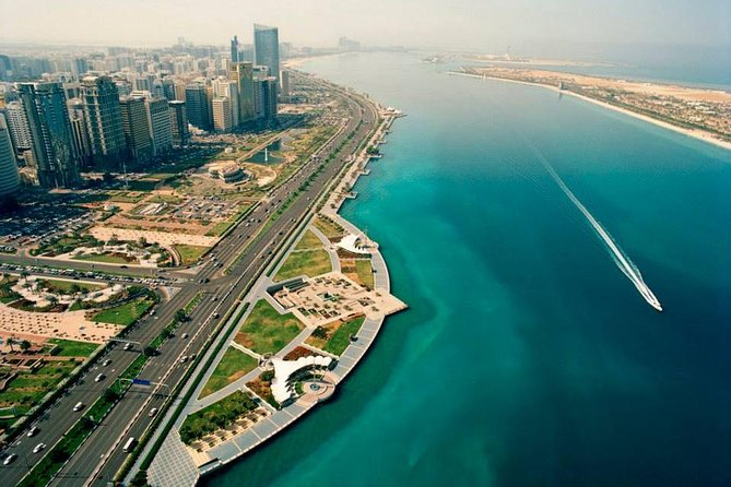 Create Your Own Private 4-Hour Abu Dhabi City Tour photo 9