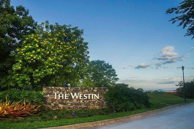 Shuttle Service From Liberia Airport To The Westin Golf & Resort,Playa Conchal