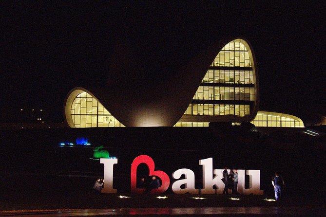 3-night / 4-day ''Discover Azerbaijan'' private program