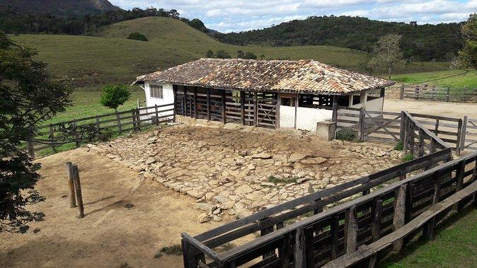 Cachoeira Rabo de Cavalo / Serra do Intendente