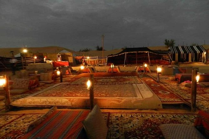 Bedouin Dinner with Camel Safari photo 2