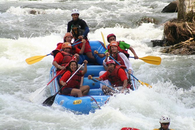 Adventure Combo (Canopy & Rafting) From San Jose