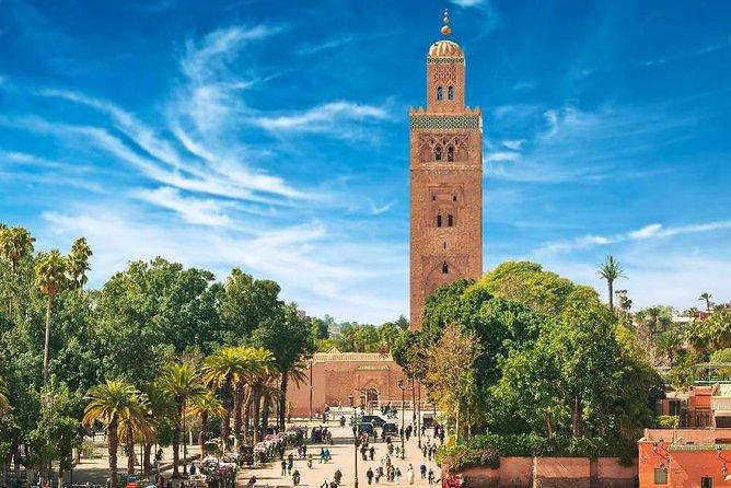 From Agadir: Day trip to Marrakech