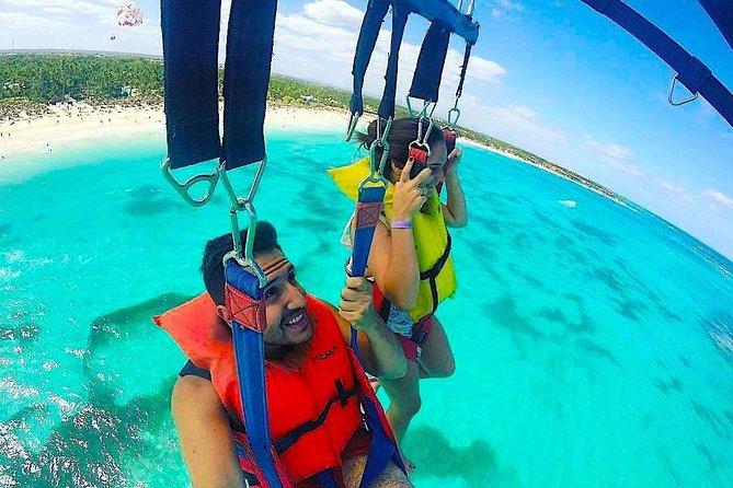 Parasailing Vip From Punta Cana