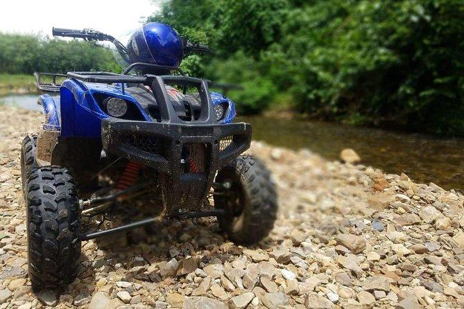 Double Activity Limo Tour: Xunantunich Ruins & ATV Jungle Adventure