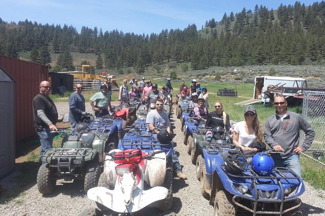 ATV - Tours & Trap Shooting Combo Packages from Reno