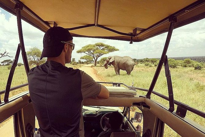 5 Days Taste Of Tanzania - Based On Mid-Range Lodge