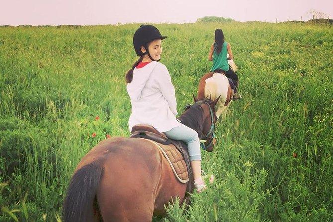 Vacaciones de equitación en Roma
