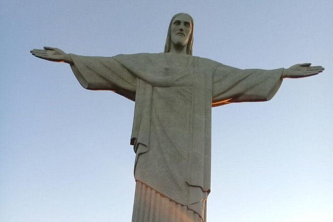 Tour 5 ( 4 hours ) : Corcovado and Santa Teresa