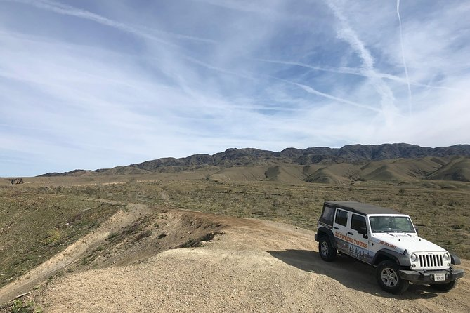 San Andreas Fault Small Group Half-Day Jeep Tour
