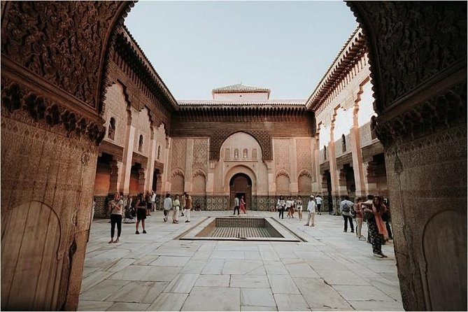 Marrakech Half-day History and Monuments Secrets photo 2