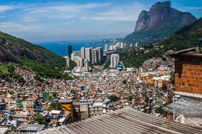 Tour 7 ( 4 hours ) : Tijuca National Park and Favela