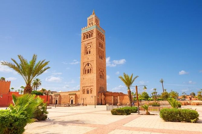 Marrakech Half-day History and Monuments Secrets