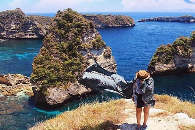 Explore The Best One Day West Trip In Penida Island With Crown Fast Cruise