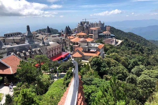 Early morning Ba Na Hills with the Golden Hand Bridge - Private Tour