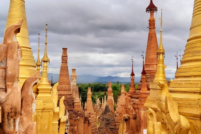 Inle: Discover the Villages and Pagodas of ancient Indein