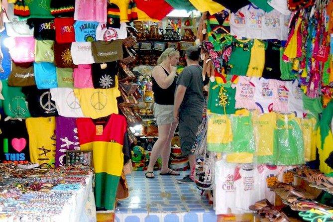Montego Bay Private Shopping