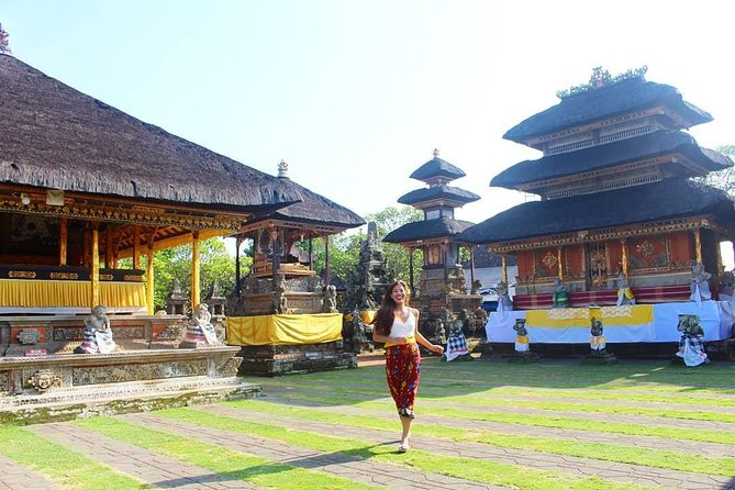 Best of Ubud: Nature, Temple, Rice Terrace, Waterfall and Coffee Tour