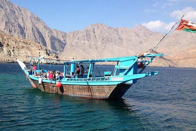 Oman Musandam Dibba Tour