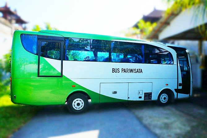 A'la Carte Bus (10-15pax) Full Day With Guide