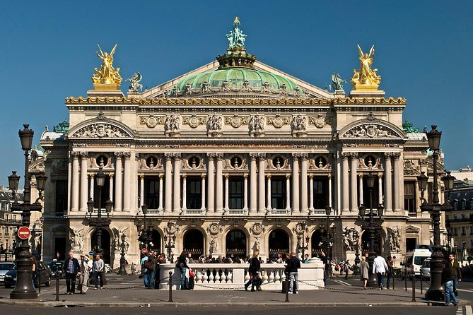 Opera Garnier Tour with Expert Guide - Private - 1,5-hour - Entry Fees Included